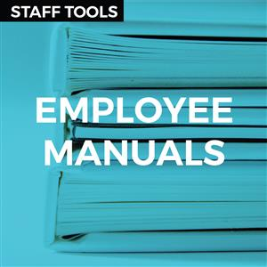 employee manuals button
