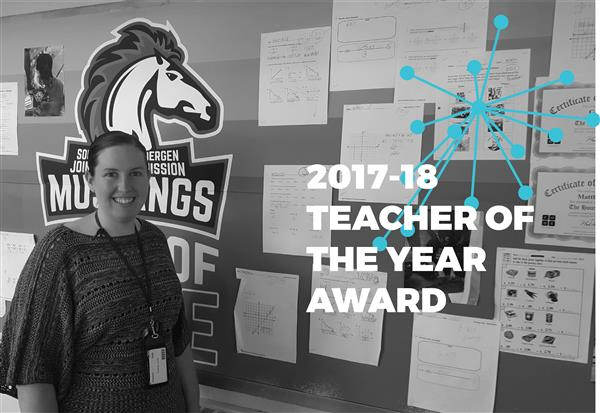 Mrs. Smith Awarded 2018 SBJC Teacher of the Year