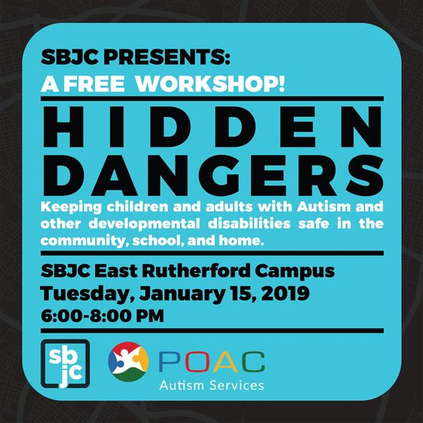 SBJC Presents: Hidden Dangers Workshop