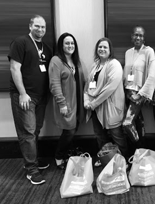 Staff attends the Annual Autism NJ Conference in Atlantic City